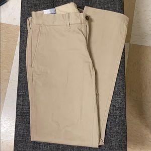 J.Crew straight pants. New